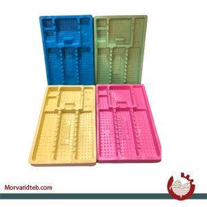 فروش سینی یکبار مصرف در انواع رنگهای مختلف