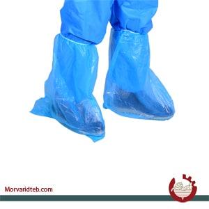 کاور کفش چکمه ای نایلونی و الیافی